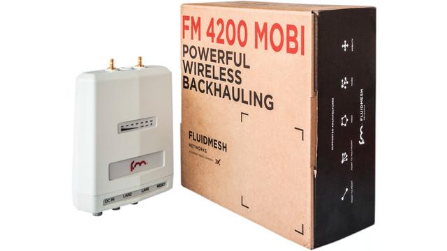 FM4200 MOBI radio