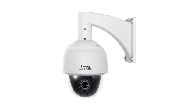 Vivotek's SD8364E Speed Dome Network Camera
