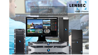 LENSEC's Perspective Network Video Appliance