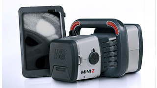 MINI Z handheld Z Backscatter screening system