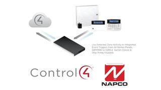 NAPCO Control4