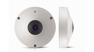 Samsung's SNF-8010 and SNF-8010VM Fisheye Cameras