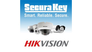 Secura Key Access Control Software Integrated with Hikvision VMS Platforms