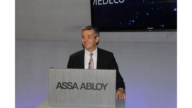 ASSA ABLOY debuts new wireless, mobile access and sustainability products at ASIS 2014