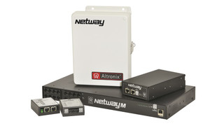Altronix NetWay PoE solutions support a myriad of IP system applications