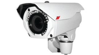 Advanced Technology Video's IPB2TWI Network IR Bullet Camera