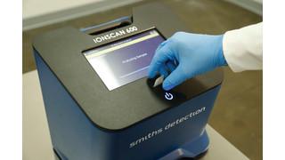 IONSCAN 600 portable desktop explosives trace detector