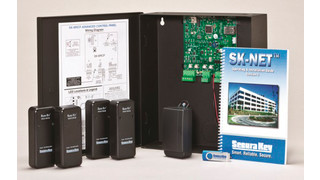 Secura Key's NOVA.16 Four-Door Access Control Kits