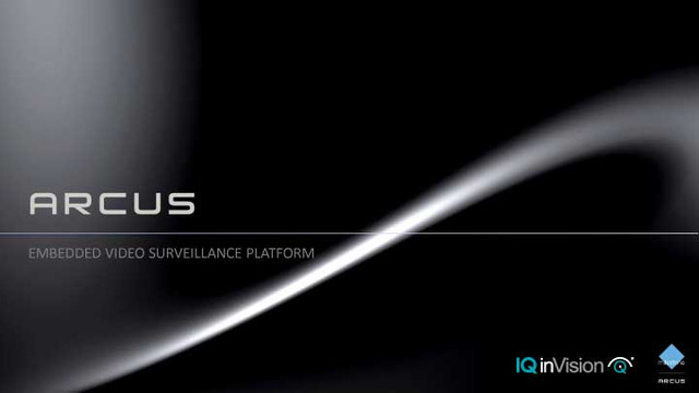 IQinVision to Preview New Milestone Arcus Embedded Integration at ASIS