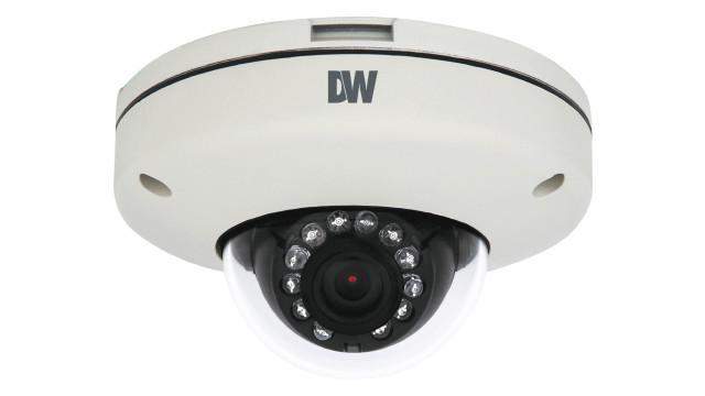 Digital Watchdog's new MEGApix cameras now shipping