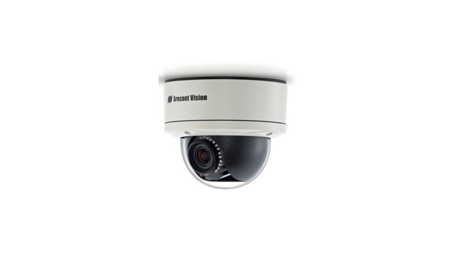 Arecont Vision enhances popular MegaDome 2 megapixel cameras with additional features