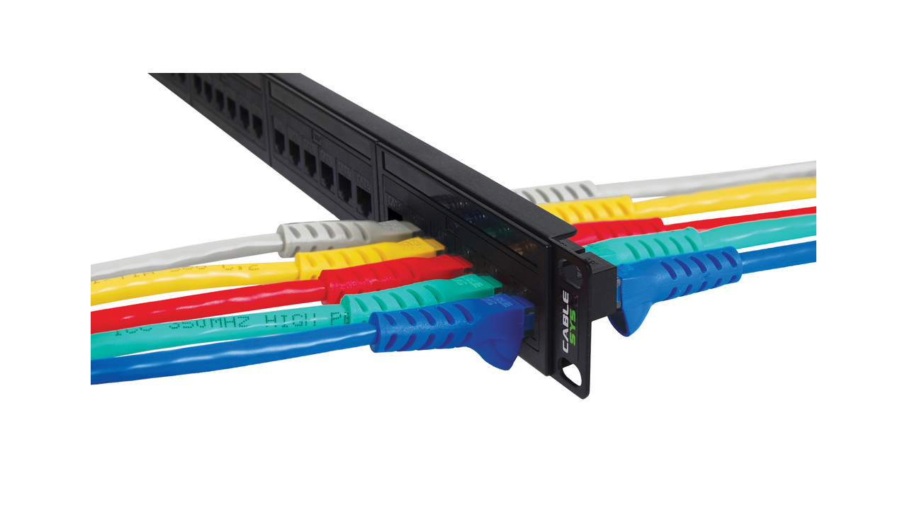 Feed Through Patch Panels Securityinfowatch Com