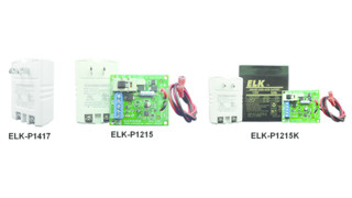 ELK-P1417, ELK-P1215 and ELK-P1215K Power Supplies