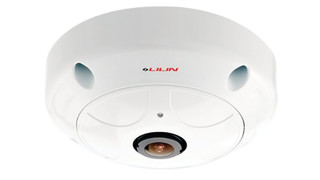 LILIN's CMD2422 Series HD 360-Degree Analog Dome Camera