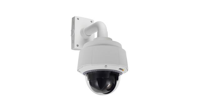 Q6045-E PTZ Dome Network Camera