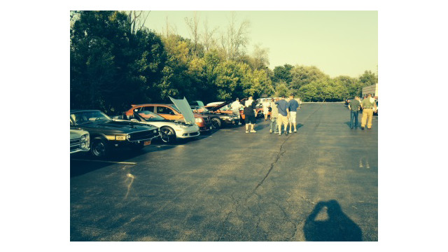 Tri-Ed hosts 'Wheels for Warriors' car and motorcycle show