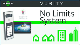 Arteco's VERITY IP Video Door Station
