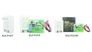 ELK-P1417, ELK-P1215 and ELK-P1215K Power Supplies