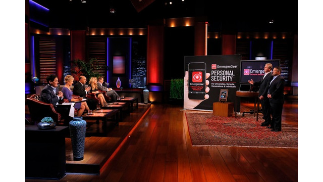 Founder of EmergenSee to appear on ABC's 'Shark Tank'