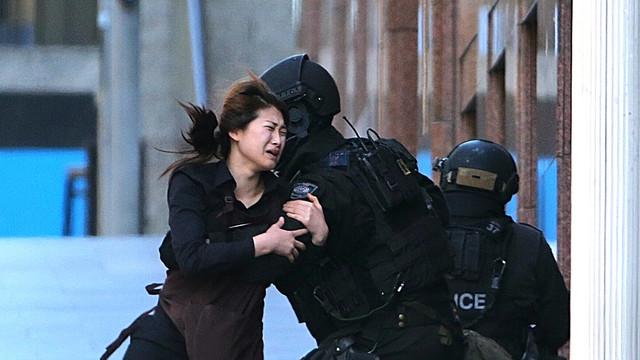 Police end Sydney hostage siege after 16 hours
